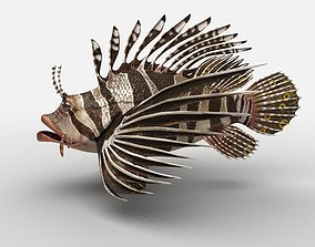 Scorpion fish Scorpen-1 3D model
