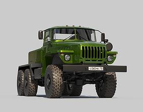 3d model Ural
