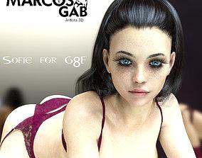 3D model Sofie for G8F