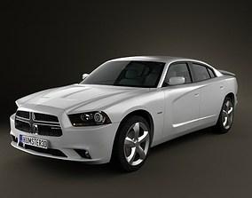Dodge Charger LX 2011 3D model