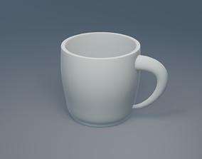 3D asset A mug