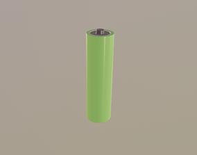 3D asset Battery AA