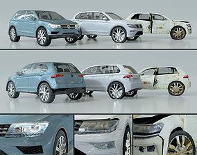 3D model volkswagen-tiguan