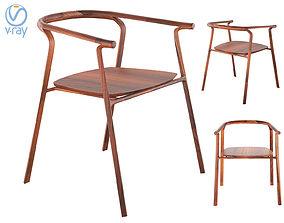 Splinter Chair 3D model