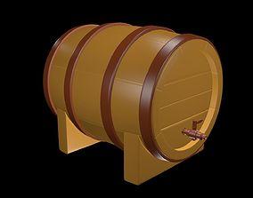 Barrel 5 3D model