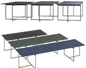 3D model Alamo Tables by Lema