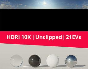 3D model Hdri Sky 001