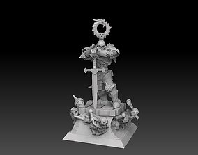 Lich Lord 3D printable model