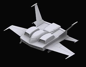 Gundam Zeon Dodai model 3D